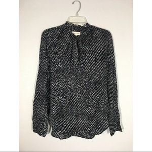 Anthropologie Cloth & Stone Top Size Large